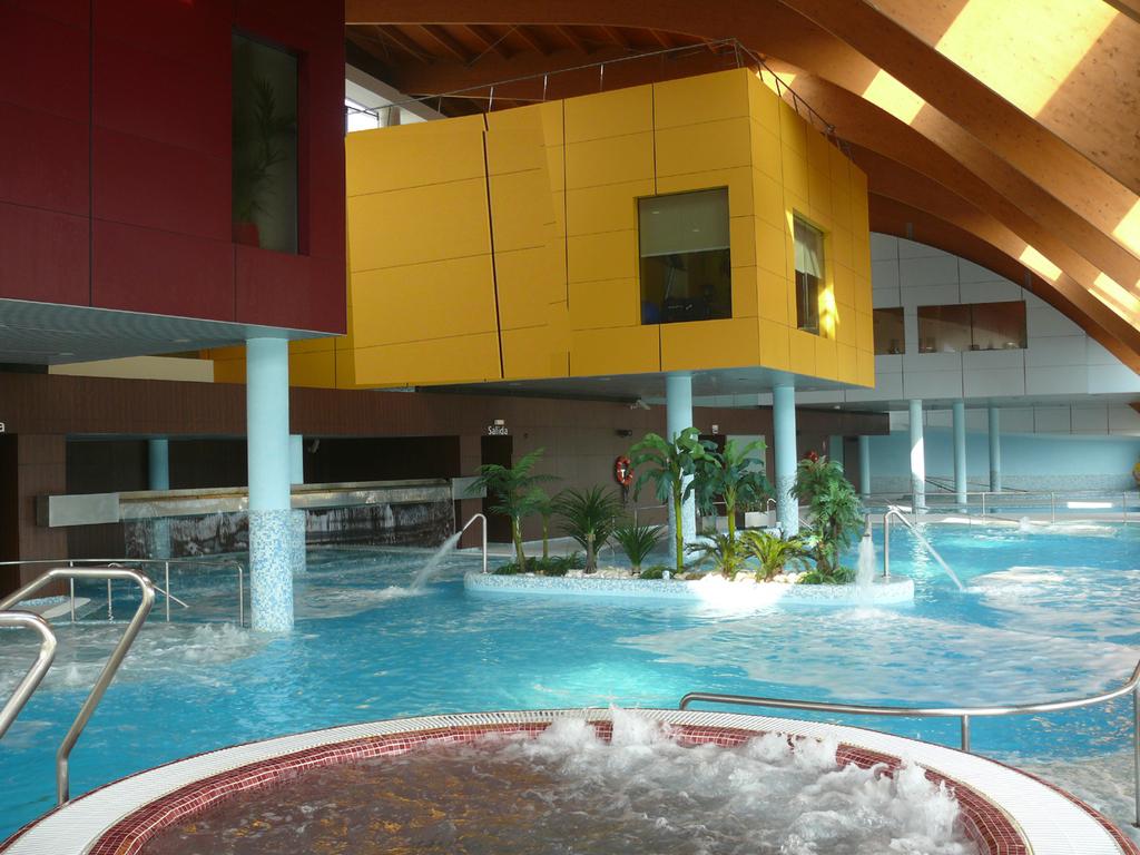 Hotel thalasia golf y thalasso san pedro del pinatar - Spa en san pedro del pinatar ...