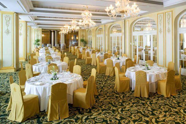 Hotel The Westin Palace Madrid Spain