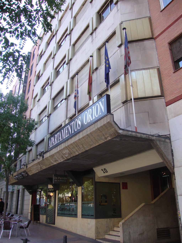 Apartment Ori N Madrid Spain