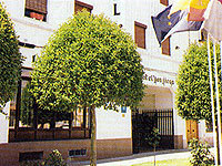 hotel don diego almagro: