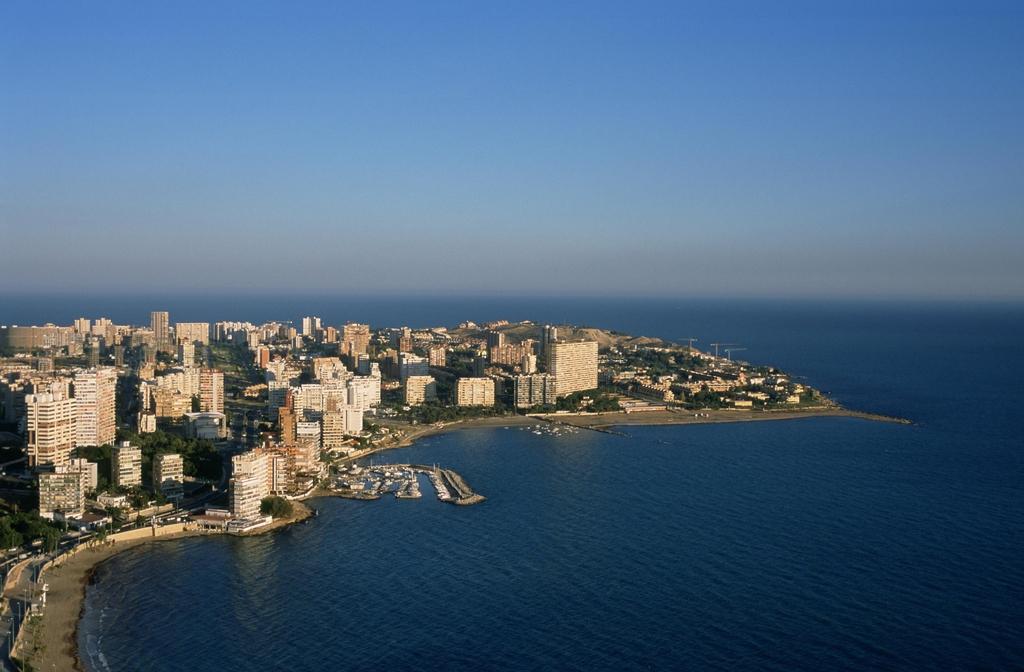 Hotel Albahia Alicante Espagne