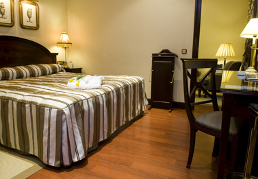 Hotel Conde Duque Escape Room
