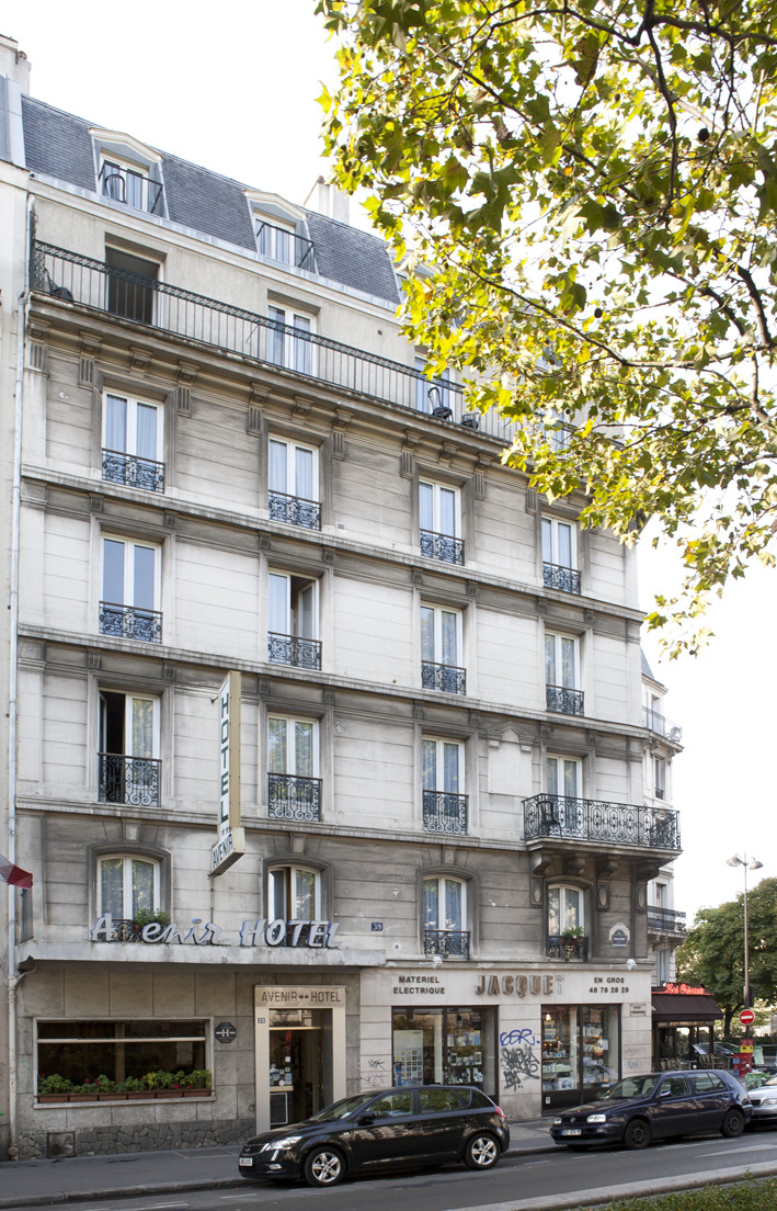 Hotel Avenir Paris Montmartre
