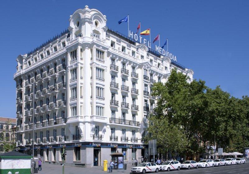 Hotel Mediod A Madrid Spain