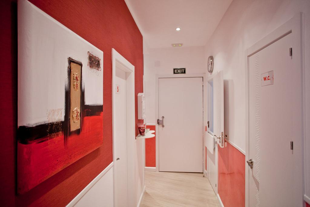 Room  Hostal Madrid