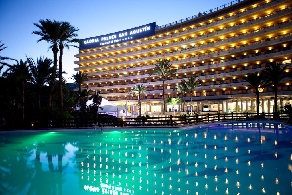 Gloria Palace San Agustin Thalasso Hotel Bewertung