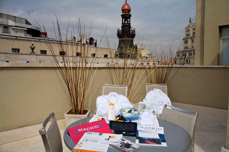 Hotel Quatro Puerta del Sol, Madrid
