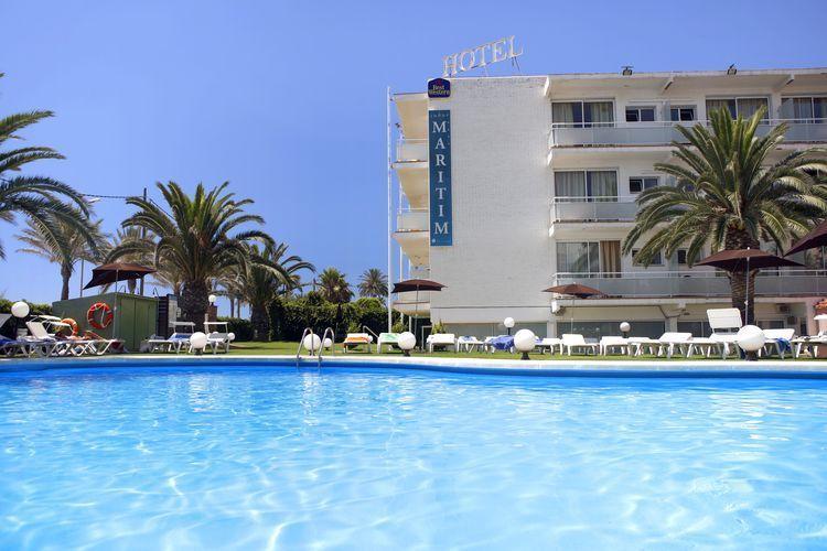 Hotel Spa Porta Maris Alacant Spain Hotelsearch Com