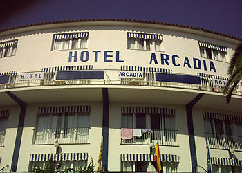 Hotel Arcadia Sitges